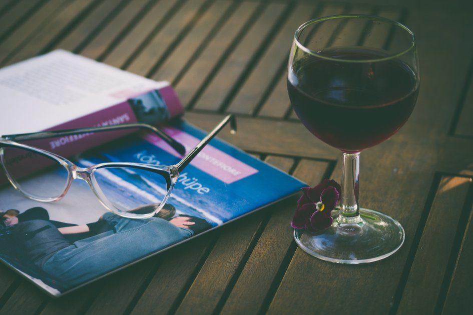 5 полезных свойств от употребления вина