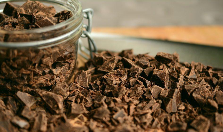 градация шоколада по степени вредности