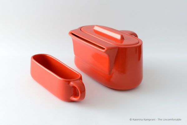 Абсурдные предметы домашнего обихода в проекте Катерины Кампрани