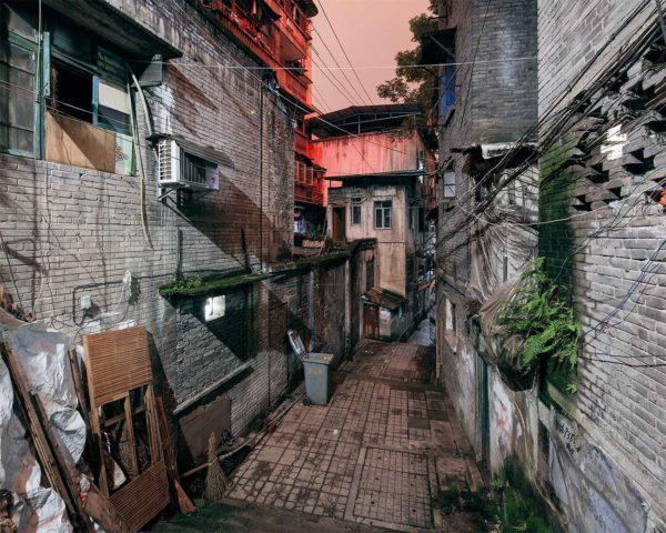 Фотограф Масей Лесзунский показал самый населенный муниципалитет Китая