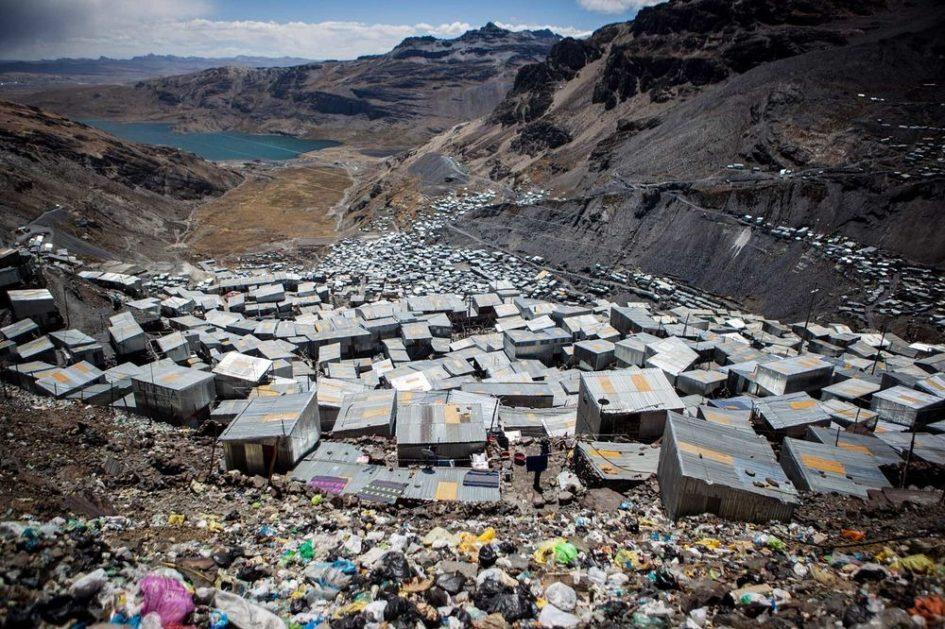 Ла-Ринконада - самый высочайший и печальный город мира