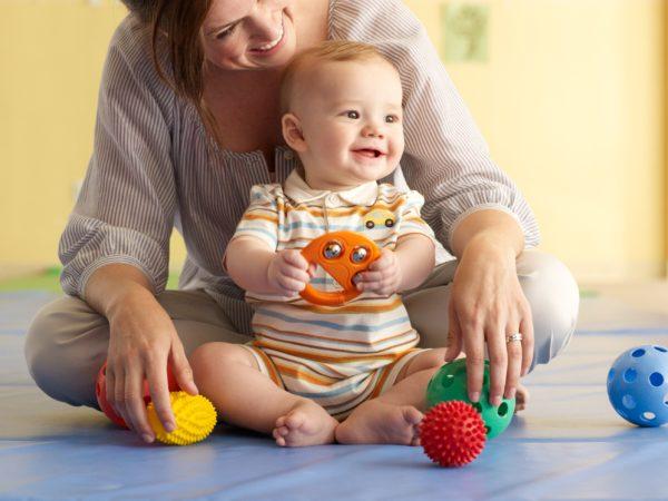 Как организовать правильный и полезный досуг для малыша?