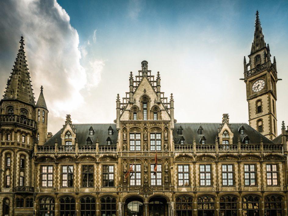 Историческое здание почты превратили в роскошный отель