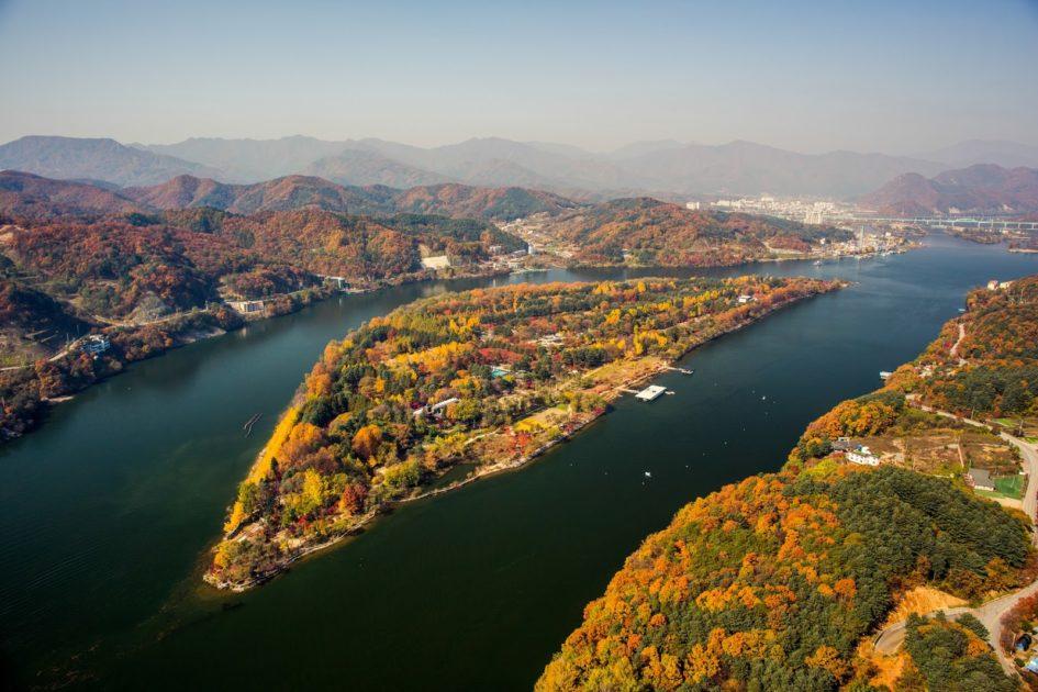 Корейский остров Намисом – государство в государстве