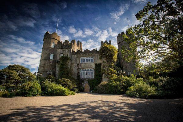Мэлахайд - легендарный ирландский замок