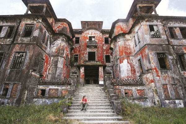 Бокор-Хилл - французский колониальный город-призрак в Камбодже
