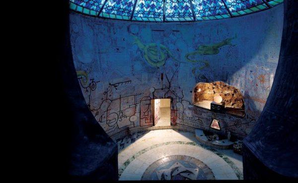 Храмы Даманхур - невероятные подземные храмы в предгорье Альп