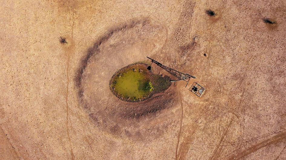 засуха в австралии, засуха 2018, урожай засуха, Пустыни австралии