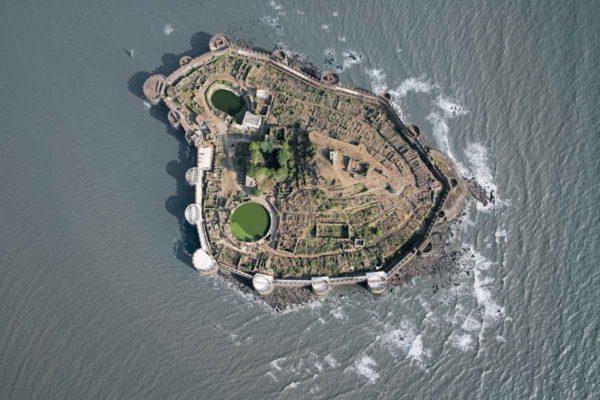 Муруд-Джанджира - единственный непобежденный форт Индии