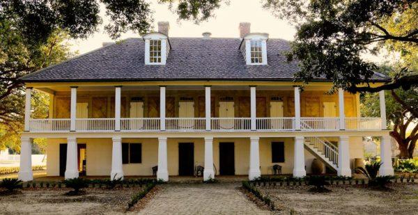 Плантация Уитни - первый музей рабства на территории США