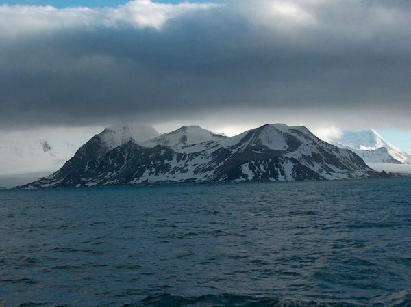 Буве - один из самых отдаленных островов в мире