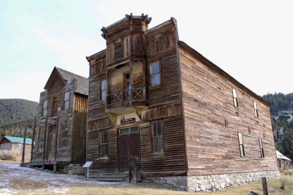 Элкхорн - город-призрак, который стал национальным парком