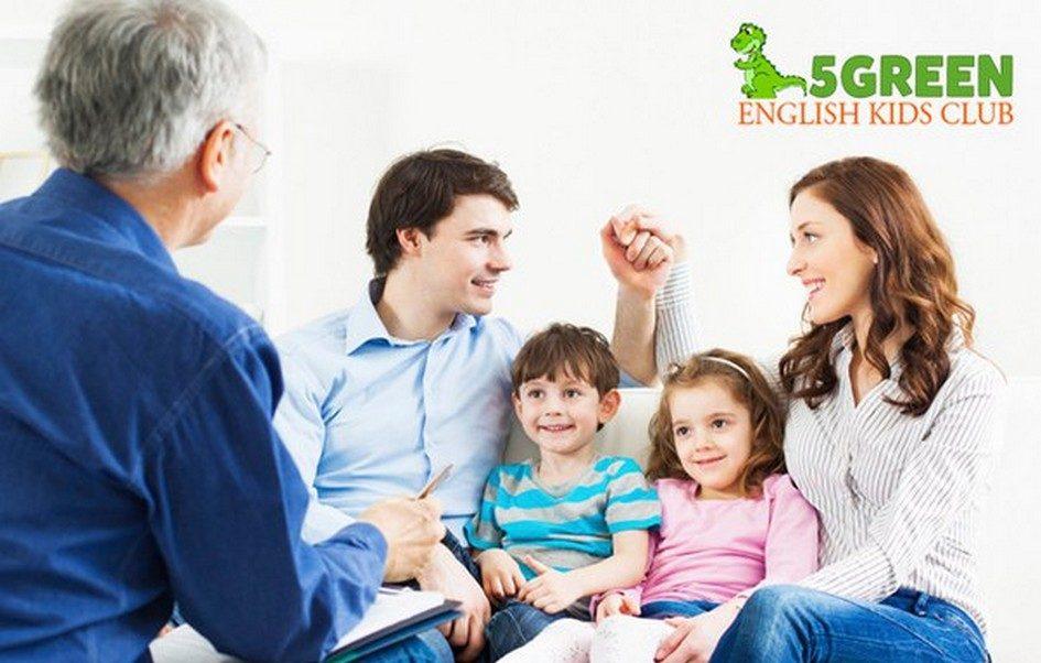Семейные отношения и помощь психолога