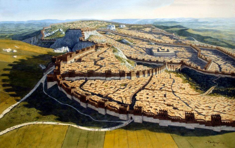 Хаттуса - столица великой Хеттской империи