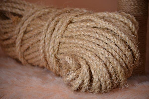 веревка для когтеточки