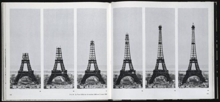 Как строилась Эйфелева башня 08