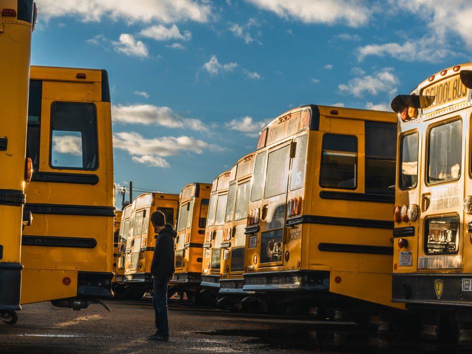 Организация автобусных поездок для школьников