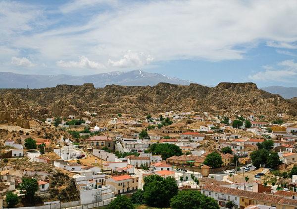 Гвадикс, Испания