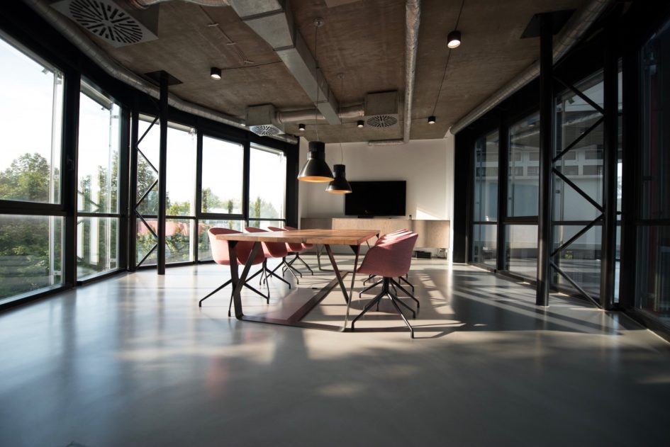 Профессиональная уборка офисов 6 преимуществ