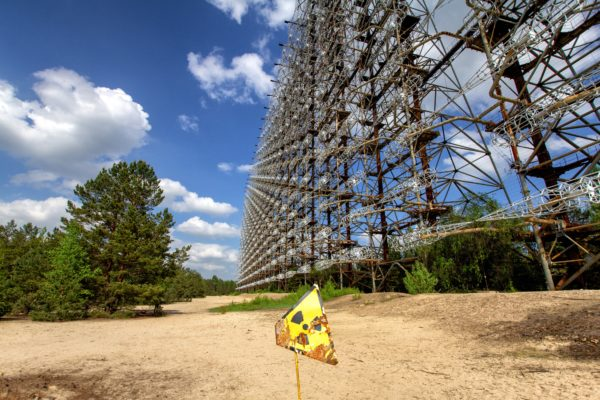10 самых радиоактивных мест СНГ