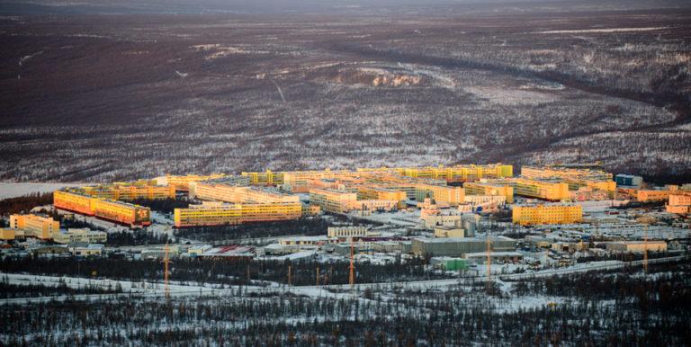 Деревня Айхал, Россия