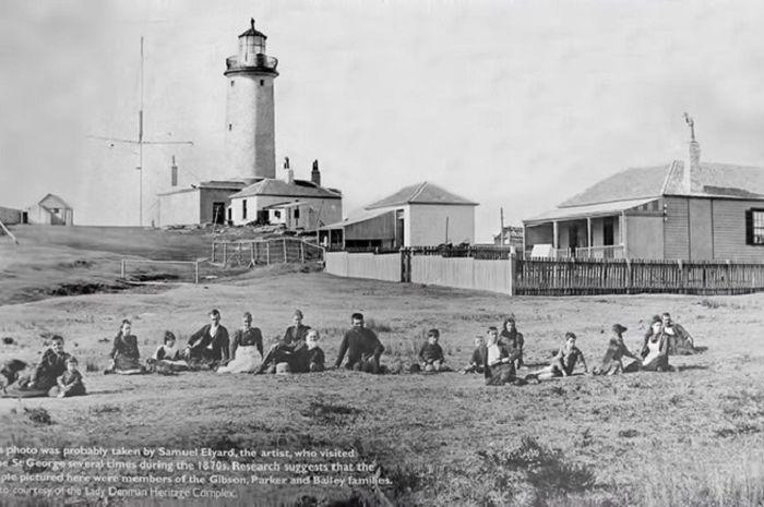 Кейп-Сент-Джордж - маяк, который уничтожил больше кораблей, чем спас