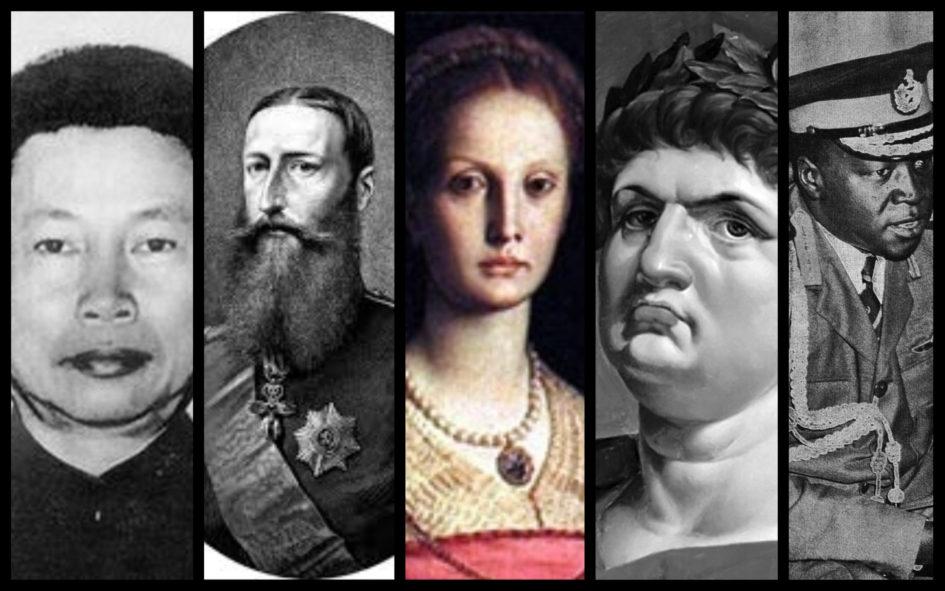 5 великих злодеев, о которых знают не все