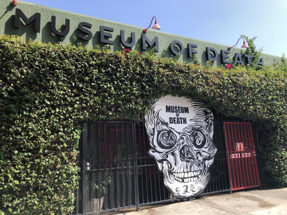 Музей смерти - самая большая коллекция творчества серийных убийцМузей смерти - самая большая коллекция творчества серийных убийц