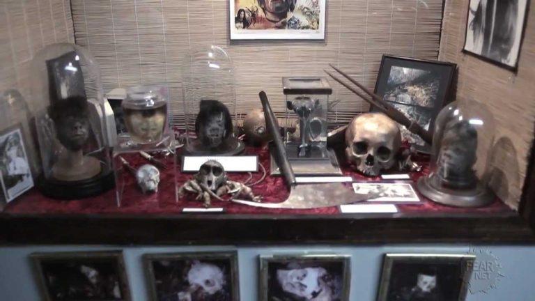 Музей смерти - самая большая коллекция творчества серийных убийц