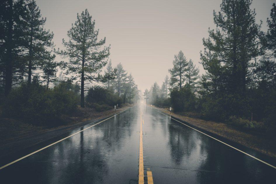 Стихи про дождь