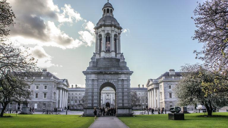 Тринити-колледж Дублин