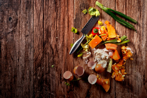 Как сократить количество пищевых отходов