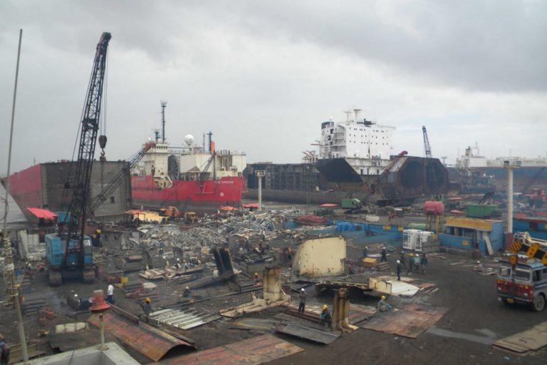 Нуадибу - крупнейшее кладбище кораблей в мире
