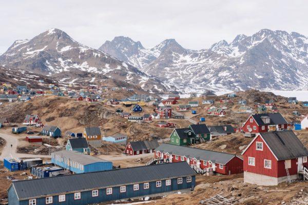 5 крупнейших городов Гренландии