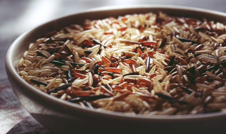 Как рис метаболизируется в организме