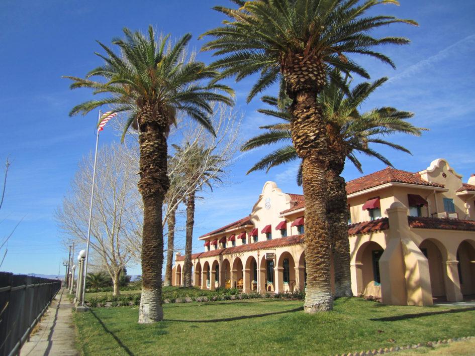 Келсо - город вокруг железнодорожного депо
