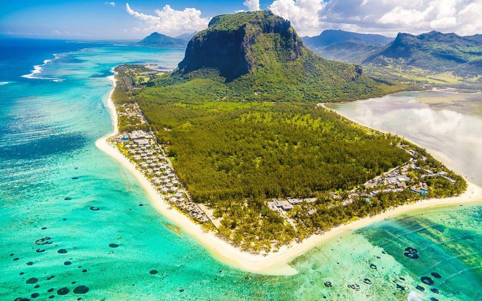 Ле-Морн - историческое убежище для рабов на Маврикии