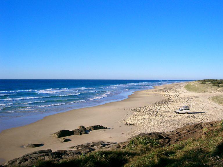 Остров Фрейзер - самый крупный песчаный остров в мире