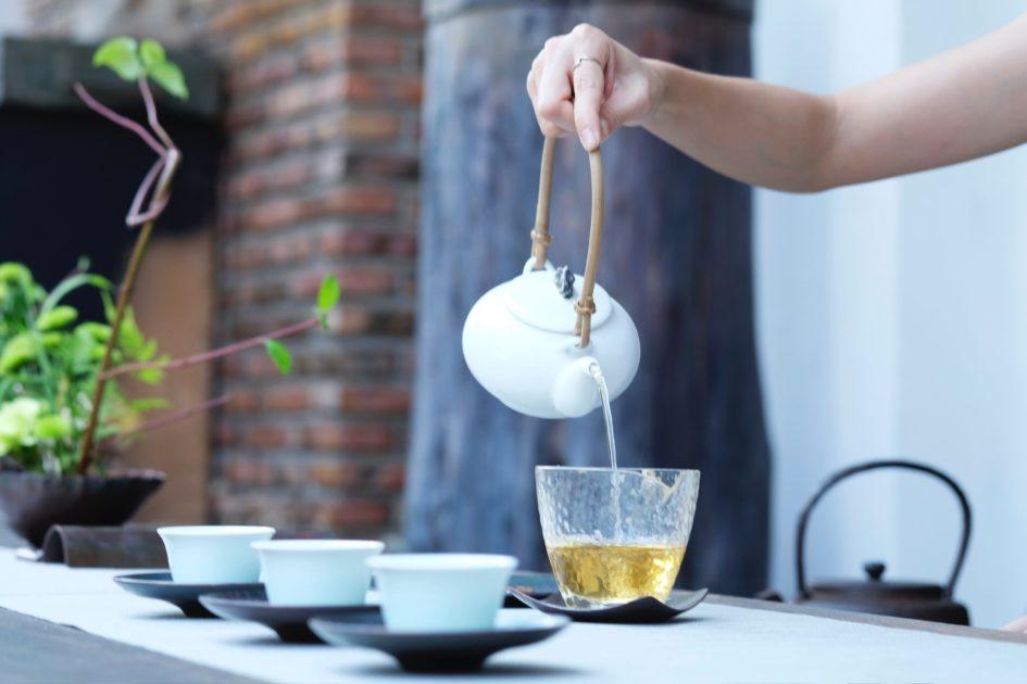 4 вида чая, которые способствуют похудению