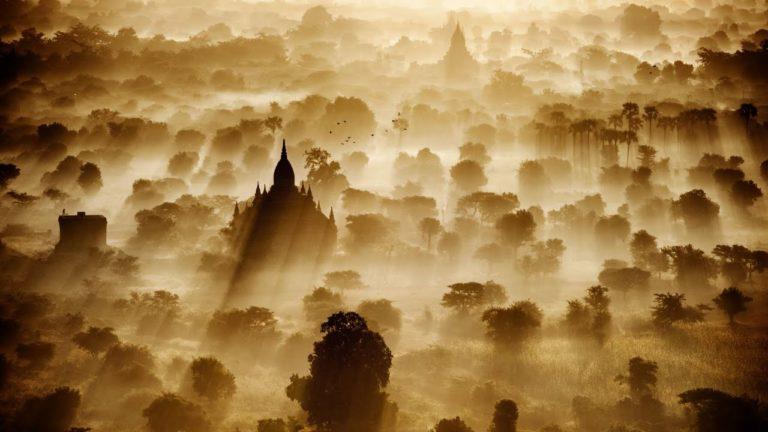 Баган - город тысячи храмов