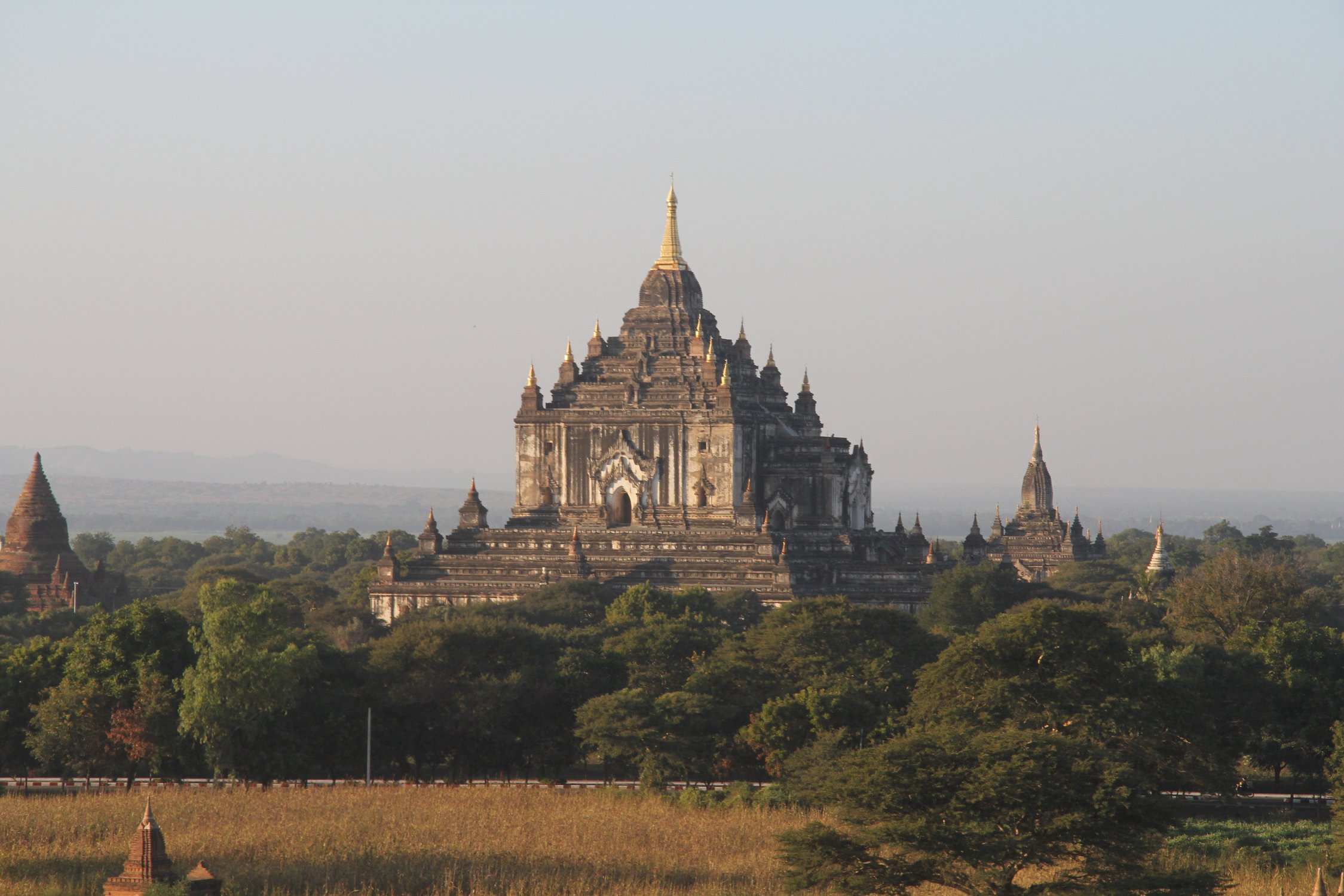 Храм Ананда, 1091 г. Баган, Мьянма