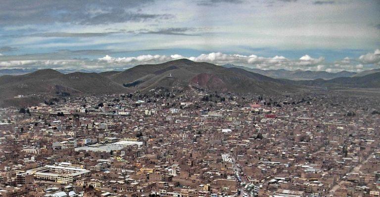 5 самых высокогорных городов в мире
