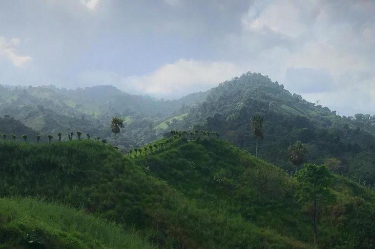 Сьюдад-Перида - древнейший город Колумбии