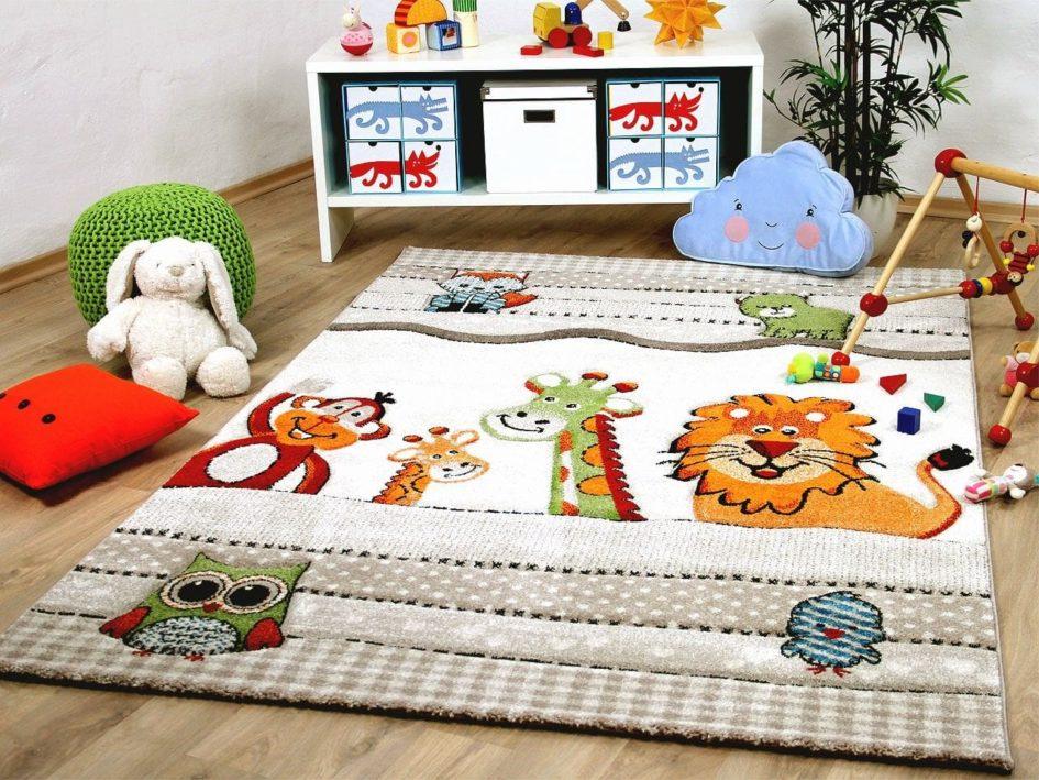 Развивающие узоры детских ковров