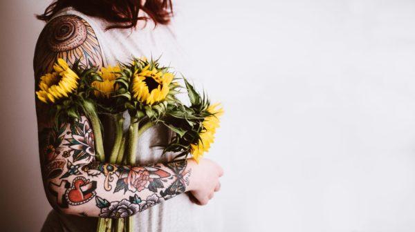 Татуировки для женщин и мужчин в разных стилях и цветовой гамме