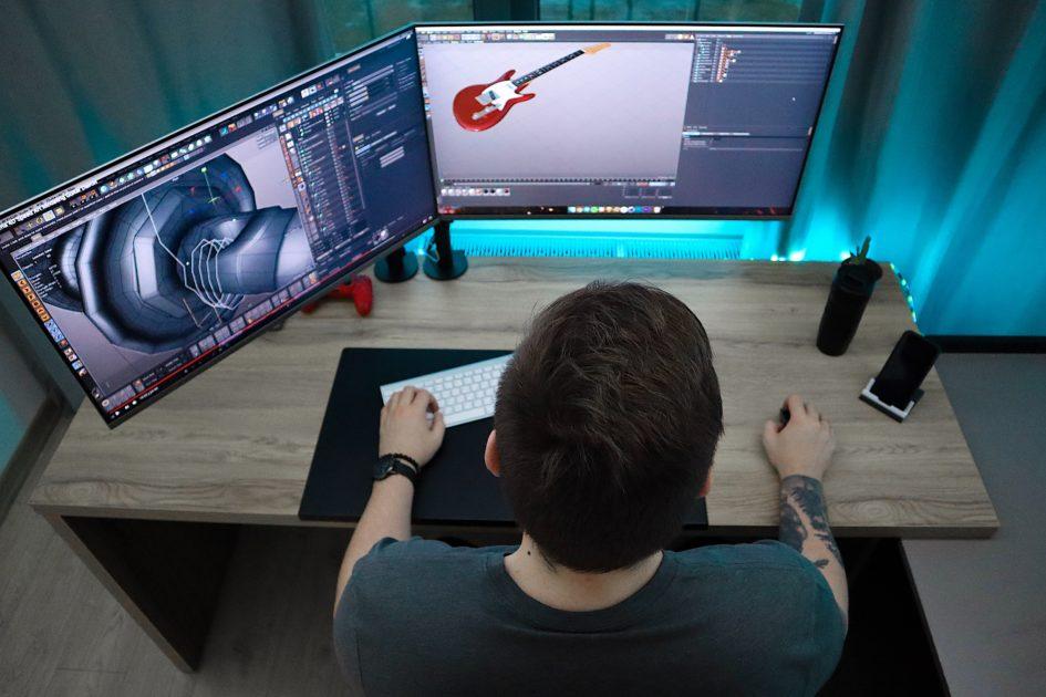 Курсы 3D и дизайнер