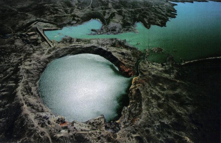 Чаган - самое радиоактивное озеро в мире