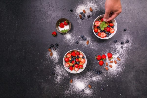 8 летних ягод, которые способствуют похудению