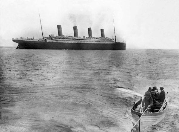 5 дорогих вещей с «Титаника», которые были проданы на аукционе