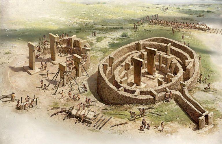 Гебекли-Тепе - один из древнейших мегалитов во всем мире